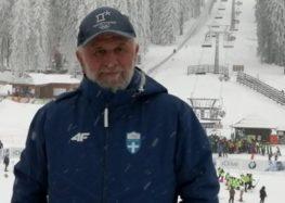 Για τρίτη φορά στο Δ.Σ. της Ελληνικής Ομοσπονδίας Χειμερινών Αθλημάτων ο Σάββας Γιαζιτζίδης
