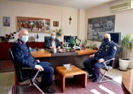 Εθιμοτυπική  επίσκεψη του νέου Γενικού Περιφερειακού Αστυνομικού Διευθυντή Δυτικής Μακεδονίας στην Π.Ε. Φλώρινας