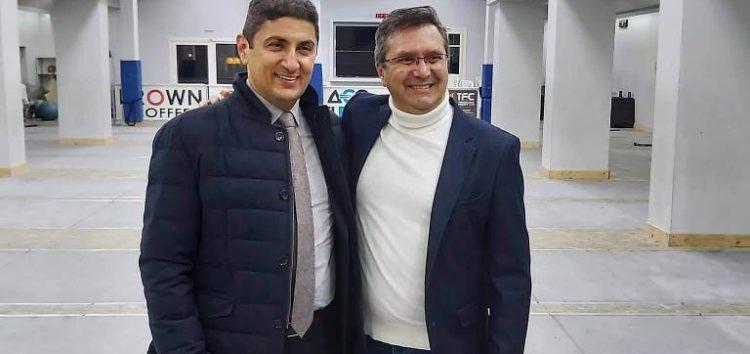 Ο πρόεδρος του Ο.ΞΙ.Φ. Χρήστος Παυλίδης εξελέγη αντιπρόεδρος της Ελληνικής Ομοσπονδίας Ξιφασκίας