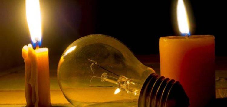 Αναβάλλεται η προγραμματισμένη διακοπή ηλεκτροδότησης σε Αμμοχώρι και Σ.Σ. Βεύης