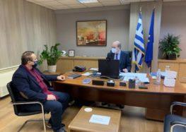 Γ. Αντωνιάδης: Άμεση υλοποίηση των προγραμμάτων για την απασχόληση στο νομό Φλώρινας (125 εκ. ευρώ) για τη διετία 2021-2022 που ανακοίνωσε ο Πρωθυπουργός