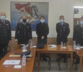 Επίσκεψη του Υπουργού Προστασίας του Πολίτη κ. Μιχάλη Χρυσοχοΐδη στη Φλώρινα