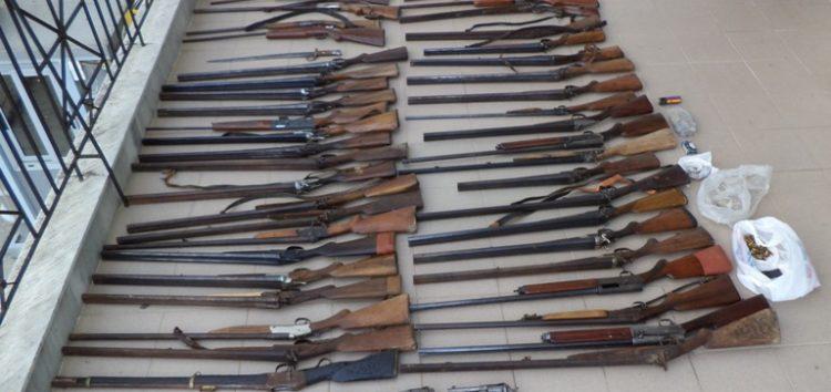 Συνελήφθη 59χρονος σε περιοχή της Ημαθίας, από αστυνομικούς του Τ.Α. Φλώρινας, για παράβαση νομοθεσίας περί όπλων