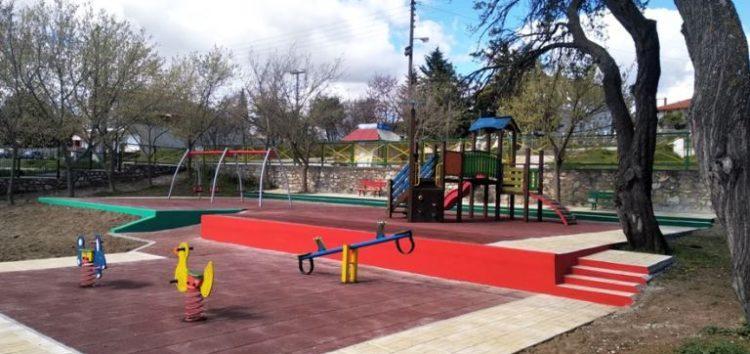 26 οι παιδικές χαρές στον δήμο Αμυνταίου (pics)