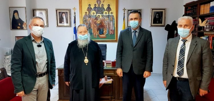 Επίσκεψη του Περιφερειάρχη Δυτικής Μακεδονίας Γιώργου Κασαπίδη στην Π.Ε. Φλώρινας