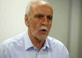 Η ΓΕΦ αποχαιρετά τον Βασίλη Σεβαστή, τον μεγάλο αγωνιστή του ΣΕΓΑΣ