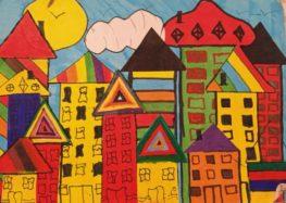 Ζωγραφική σε χώρους και παιδικά δωμάτια