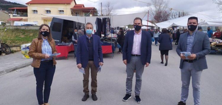 Δράση ενημέρωσης από το ΚΕΠ Υγείας Δήμου Φλώρινας
