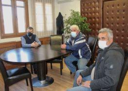 Τη μελέτη εφαρμογή αποκατάστασης εγκαταλελειμμένου ορυχείου Βεγόρας παρουσίασε ο δήμαρχος Αμυνταίου στο τοπικό συμβούλιο Βεγόρας