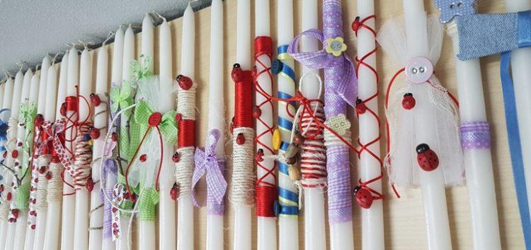 Πασχαλινές δημιουργίες από τους μαθητές του Ενιαίου Ειδικού Επαγγελματικού Γυμνασίου και Λυκείου Φλώρινας