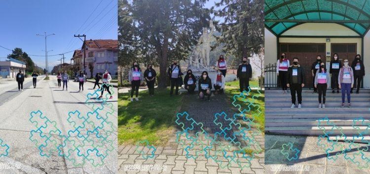 Η Ποντιακή Νεολαία Φλώρινας συμμετείχε στη δράση raceforautism (pics)