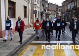 «Τρέχουμε για τον αυτισμό» στη Φλώρινα (video, pics)