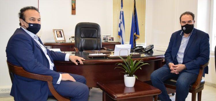 Συνάντηση του Δημάρχου Φλώρινας με τον Βουλευτή Γιάννη Αντωνιάδη