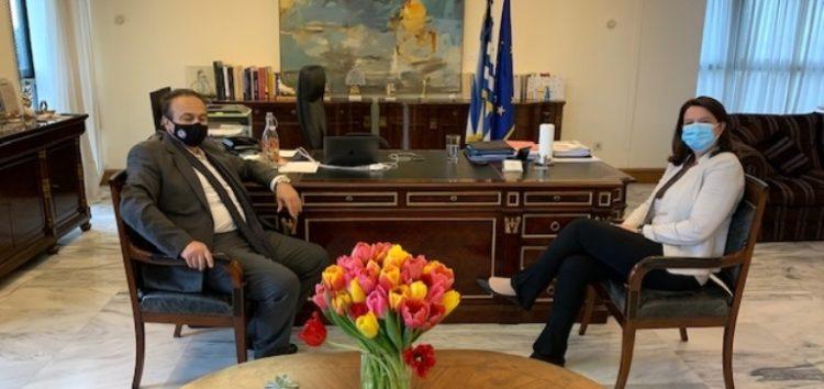 Γ. Αντωνιάδης: Άμεση και έμπρακτη στήριξη των πανεπιστημιακών τμημάτων της Φλώρινας και όλου του Πανεπιστημίου Δυτικής Μακεδονίας