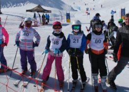 Ο ΣΟΧ Φλώρινας στους Πανελλήνιους Αγώνες Χιονοδρομίας (pics)