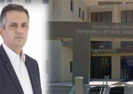 Ευχές του Περιφερειάρχη Δυτικής Μακεδονίας Γιώργου Κασαπίδη