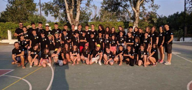Ξεκινούν οι εγγραφές στο 10o Summer Camp AOF Alexandra Camp 2021