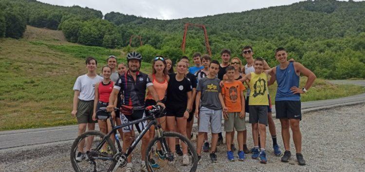 2ο Volos Racing Summer Ski Camp AOF 2021