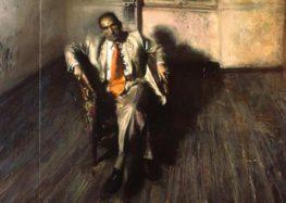 Ανοιχτός διαδικτυακός διάλογος με αφορμή το ζωγραφικό έργο του ζωγράφου Γιώργου Ρόρρη