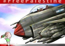 Ανακοίνωση ΝΑΡ: Να σταματήσει το έγκλημα του κράτους του Ισραήλ – Αλληλεγγύη στον παλαιστινιακό λαό!