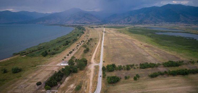 Προχωρούν οι εργασίες υλοποίησης του Μεθοριακού Σταθμού της συνοριακής διάβασης στον Λαιμό Πρεσπών
