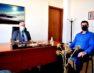 Συνάντηση του Αντιπεριφερειάρχη Π.Ε. Φλώρινας Ιωάννη Κιοσέ με τον Πρόεδρο του Εμπορικού Συλλόγου Αμυνταίου