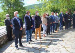 Ο Δήμος Αμυνταίου τίμησε τη μνήμη του Οπλαρχηγού Μακεδονομάχου Καπετάν Βαγγέλη και των συμπολεμιστών του (pics)
