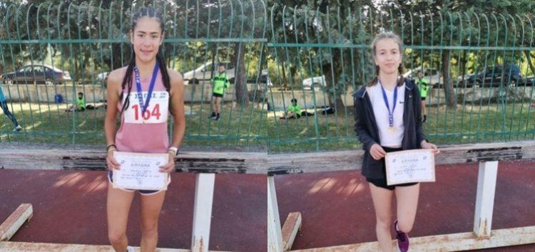 Α.Σ. Σπάρτακος Φλώρινας: Πρόκριση για τους πανελλήνιους αγώνες για τις αθλήτριες του συλλόγου Αγγελική Σαϊλάκη και Μαρία Μπέλλη (pics)