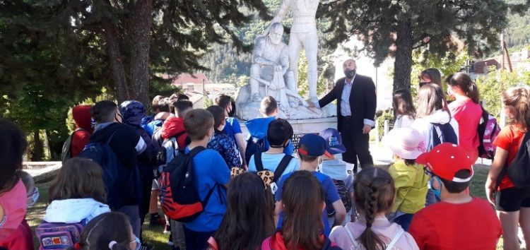 Τιμή στη μέρα μνήμης της Γενοκτονίας των Ελλήνων του Πόντου από το 6ο ολοήμερο δημοτικό σχολείο Φλώρινας (video, pics)