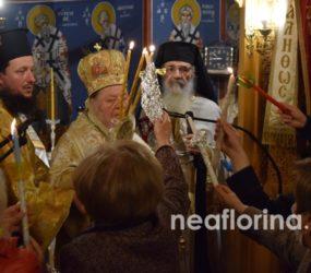 Το «Χριστός Ανέστη» στον Μητροπολιτικό Ναό Αγίου Παντελεήμονα Φλώρινας (video, pics)
