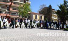 Η συγκέντρωση του Εργατικού Κέντρου Φλώρινας για την Εργατική Πρωτομαγιά (video, pics)