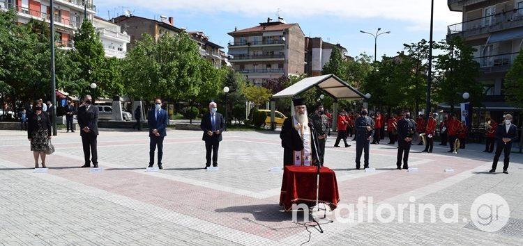 Ο εορτασμός της ημέρας των εθνικών αγώνων και της εθνικής αντίστασης κατά του ναζισμού και του φασισμού (video, pics)