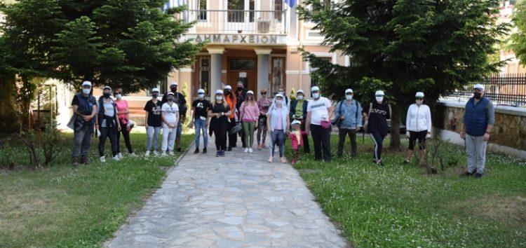 Ολοκληρώθηκε η εθελοντική δράση «ΚαθαρίΖουμε την αγαπημένη μας γειτονιά» του Γραφείου Εθελοντισμού Δήμου Φλώρινας (pics)