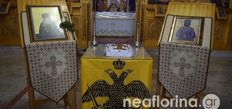 Μνημόσυνο υπέρ αναπαύσεως του Βασιλέως Κωνσταντίνου του Παλαιολόγου και των υπερασπιστών της Πόλης (pics)