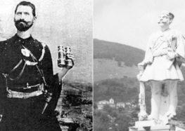Το ετήσιο μνημόσυνο για τον οπλαρχηγό Μακεδονομάχο Καπετάν Βαγγέλη και τους συμπολεμιστές του στα Ασπρόγεια