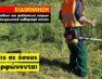 Δήμος Φλώρινας: Υποχρεωτικός καθαρισμός οικοπέδων και ακάλυπτων χώρων από ιδιώτες για την πρόληψη των πυρκαγιών