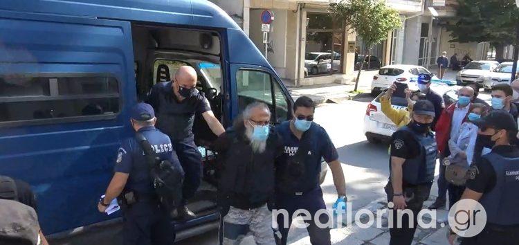 Ισόβια κάθειρξη για ανθρωποκτονία από πρόθεση στον 45χρονο με το τσεκούρι