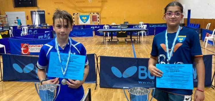 Η Φλώρινα θα φιλοξενήσει το Πανελλήνιο Πρωτάθλημα Παμπαίδων – Παγκορασίδων Επιτραπέζιας Αντισφαίρισης