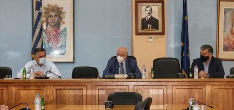 Συνάντηση του Δημάρχου Αμυνταίου με τον Γ.Γ. Επαγγελματικής Εκπαίδευσης και Δια βίου Μάθησης του Υπουργείου Παιδείας