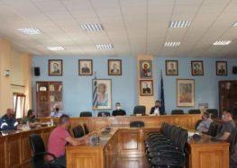 Συνεδρίαση του Συντονιστικού Τοπικού Οργάνου Πολιτικής Προστασίας Δήμου Αμυνταίου για τη λήψη μέτρων πρόληψης και ετοιμότητας αντιμετώπισης πυρκαγιών (pics)