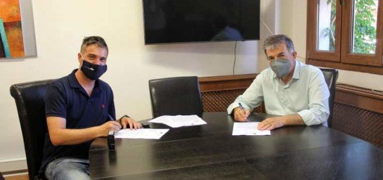 Υπεγράφη η σύμβαση του έργου «Κατασκευή εγκατάστασης επεξεργασίας λυμάτων Δ.Ε Φιλώτα» Δήμου Αμυνταίου