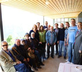 Κοινή συνεδρίαση παλαιών και νέων μελών του Δ.Σ. του ΦΟΟΦ – 50 χρόνια από τη θεμελίωση του καταφυγίου (pics)