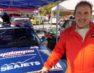 Αγωνιστικό παρών για τον Φλωρινιώτη οδηγό αγώνων Τάσο Χατζηχρήστο στην 8η Ανάβαση Κορυλόβου Δράμας