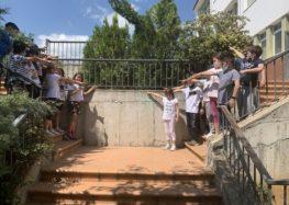 Διαμόρφωση του αύλειου χώρου του Πειραματικού Δημοτικού Σχολείου σε συνεργασία με το Γραφείο Εθελοντισμού Δήμου Φλώρινας (pics)