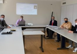 Συνάντηση του βουλευτή Γ. Αντωνιάδη και των βουλευτών Κοζάνης και Αρκαδίας με τον Κωστή Μουσουρούλη