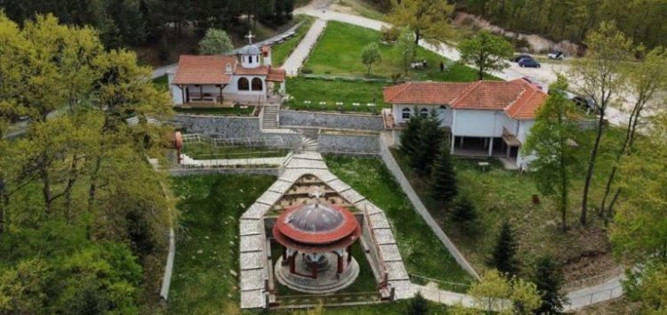 Ο Ιερός Ναός Αναλήψεως του Κυρίου Αγίου Βαρθολομαίου
