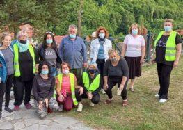 Δράση καθαρισμού της κοινότητας Δροσοπηγής από το Γραφείο Εθελοντισμού Δήμου Φλώρινας