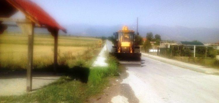Εργασίες μείζονος σημασίας στην Τ.Κ Νέου Καυκάσου από τον Δήμο Φλώρινας