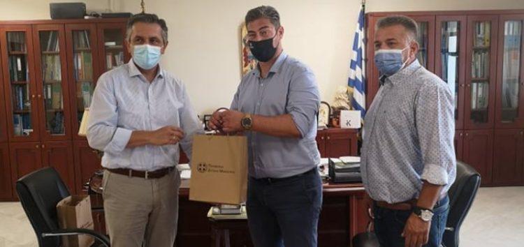 Άμεσα να αποζημιωθούν οι φασολοπαραγωγοί της Περιφέρειας ζήτησε από τον Αντιπρόεδρο του ΕΛΓΑ ο Περιφερειάρχης Δυτικής Μακεδονίας