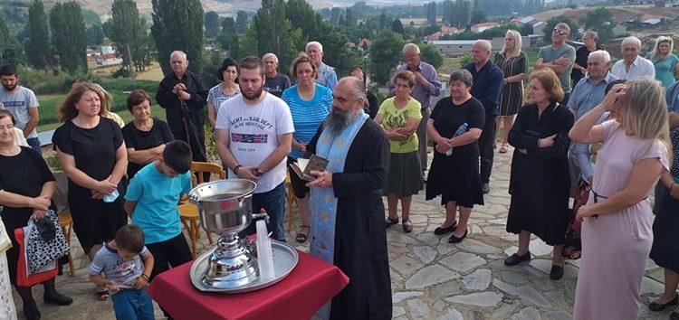 Η εορτή του Προφήτη Ηλία στην Αχλάδα (pics)